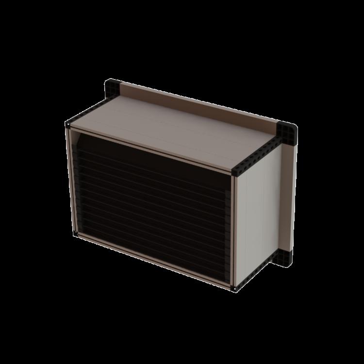 Windventiel Uniflex Lichtfilter