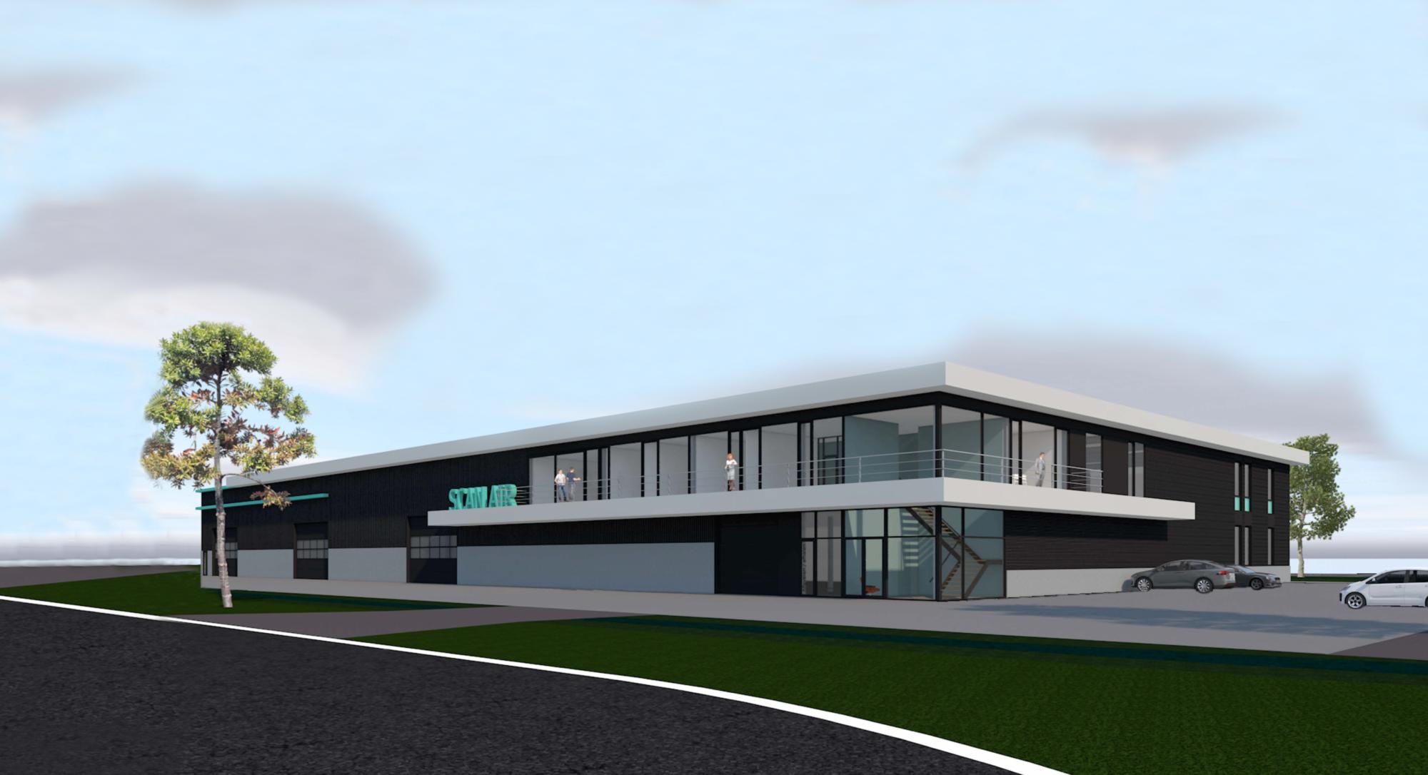 Nieuwbouw Scan-Air