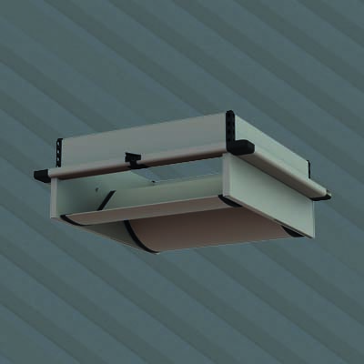 Ceiling inlets