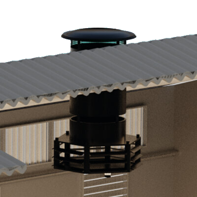 Ventilation Chimneys